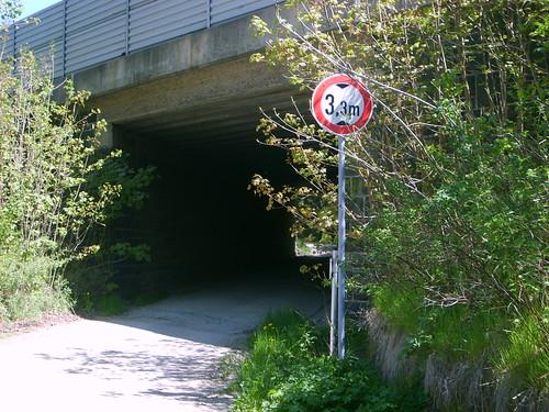 A9 Unterführung bei der Hohenofenmühle_013