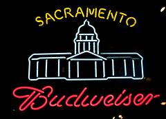 Sacramento Budweiser