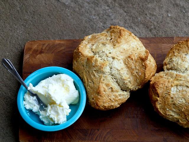 Brown Butter & Black Pepper Irish Soda Bread | Flickr - Photo Sharing!