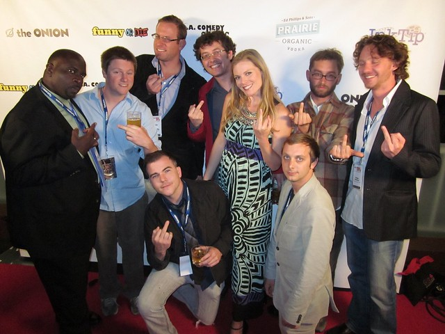RealTVfilms Photo Stills - LA Comedy Shorts Awards Party - Elevate Lounge, Downtown LA
