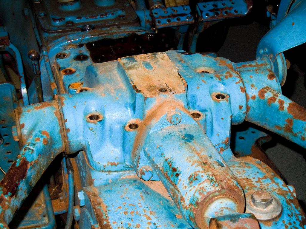 Ford 3000 Hydraulic Lift Problems