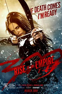 300 Rise of an Empire Poster.