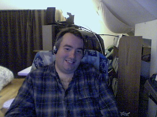 74/365 AND Day: 1200 - Webcam
