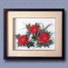 Quilling paper picture Flowers 3D effect by CreartiveShop