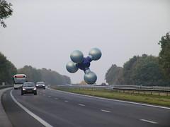 Groningen, Sculpture, Molecule