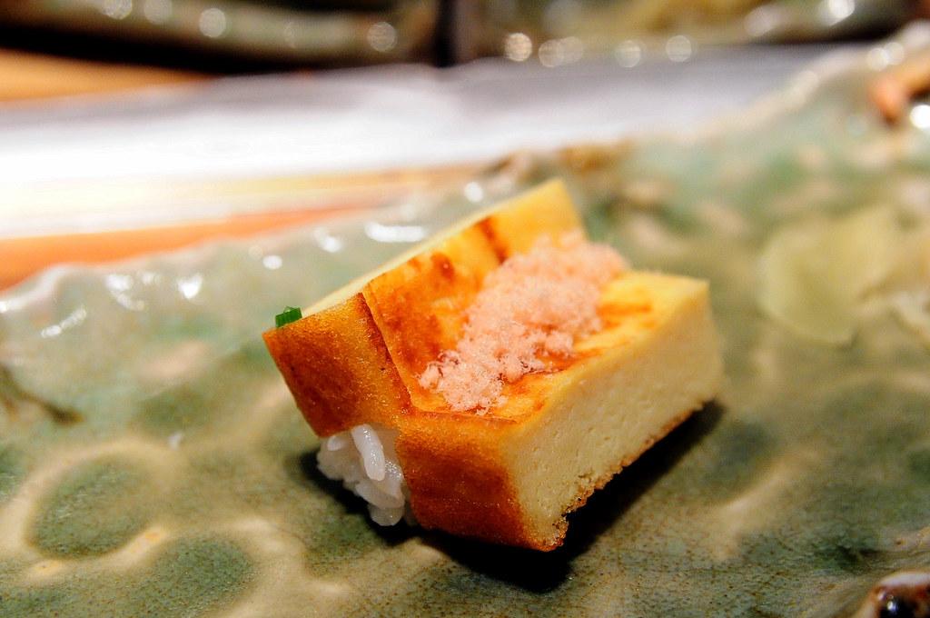筌壽司-玉子燒