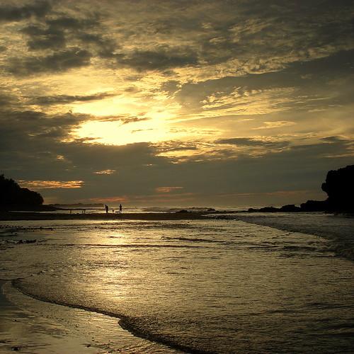 beach sunrise elsalvador turismo playas lalibertad the4elements imagesofelsalvador eltunco elpulgarcitodeamerica