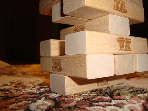 Jenga Tower