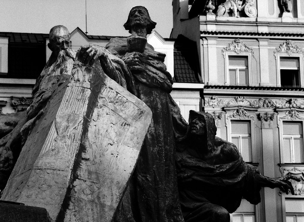 Old Town Square Statue - Prague