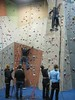 Centered Leadership climbing