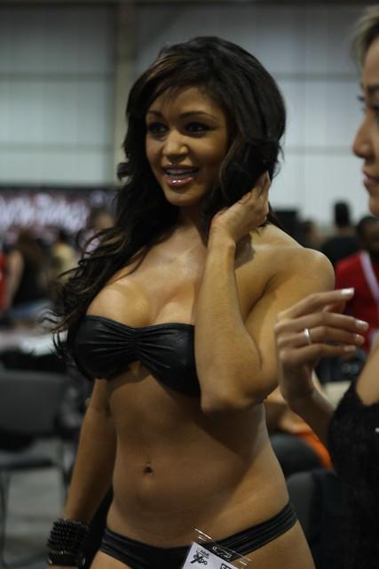 Erotic black expo