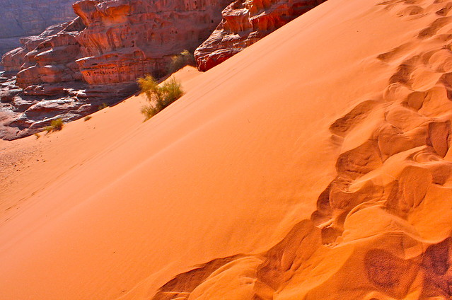 Wadi Rum, Jordania