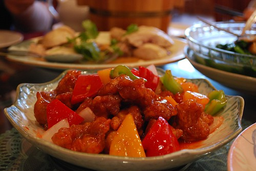 Sweet and Sour Pork - East East, Burwood