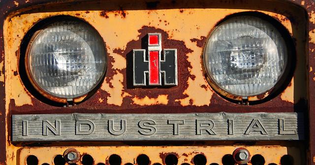 Farm Equipment Headlights : International harvester front tractor grills a gallery