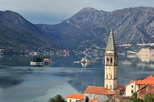 Perast and Boka Bay - Kotor & Boka Bay, Montenegro