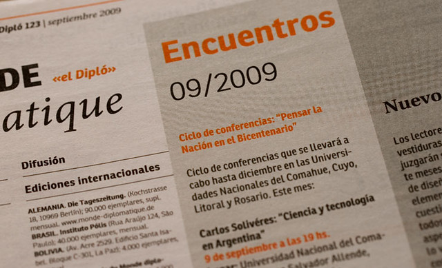 Le Monde Diplomatique Version Argentina