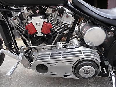 Harley Davidson Shovel 1954