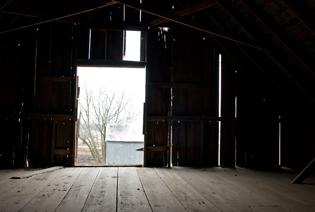 Barn Loft And Door Revisited Flickr Photo Sharing