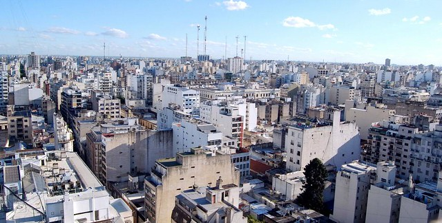 Buenos Aires City Scape