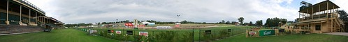 210degree Pano of Oakbank RaceCourse