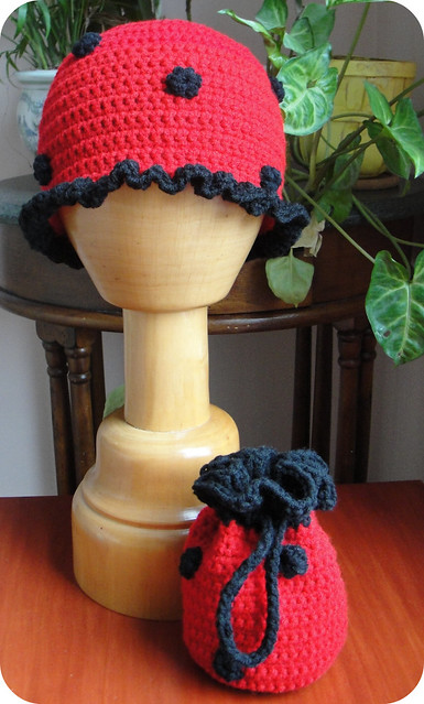 Crochet Pattern: Ladybug Stackers Crochet Amigurumi Insect Bug Pattern