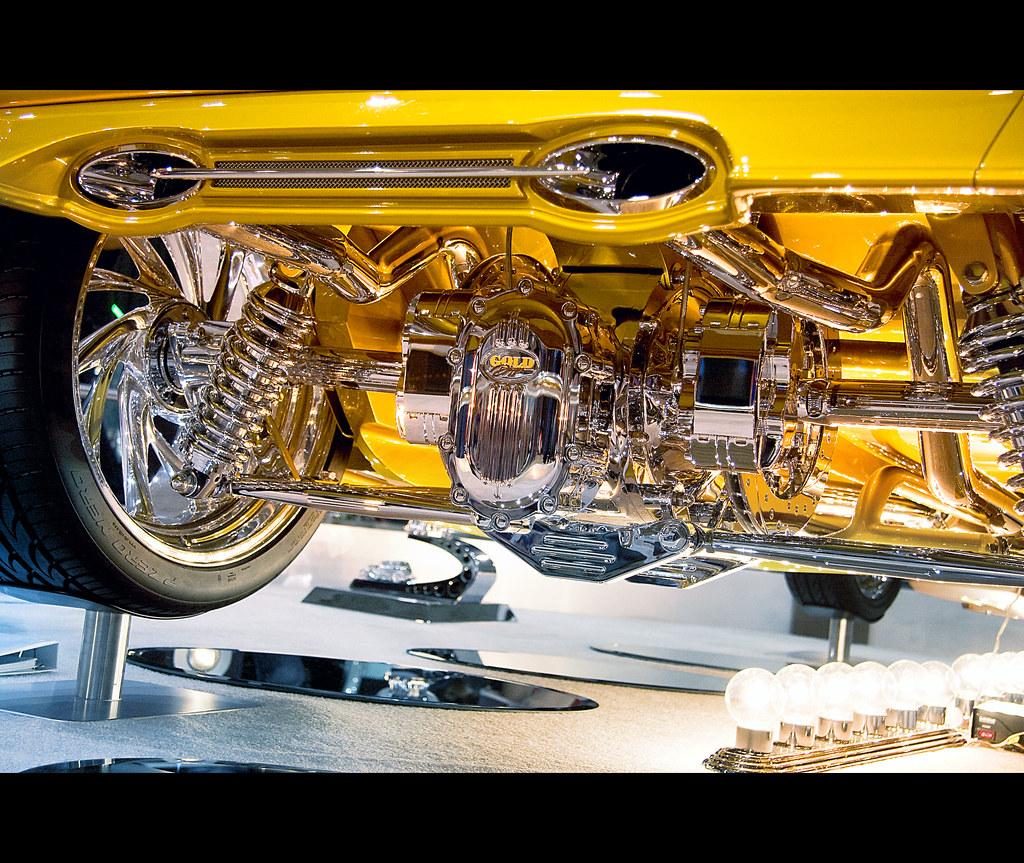 1933 Ford Phaeton - Gold Digger