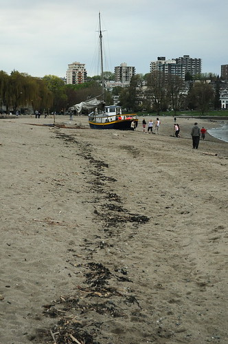 Kits Beach, 19 Apr 2010