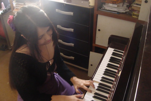 Piano Photoshoot ♫~