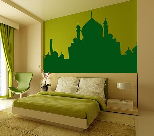 Tres reglas b sicas para pintar tu dormitorio flickr - Pinturas originales para dormitorios ...