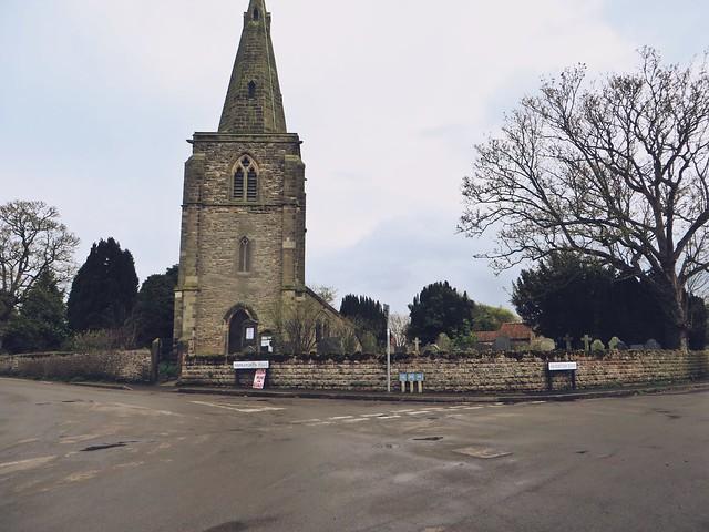 Scarrington Nottinghamshire