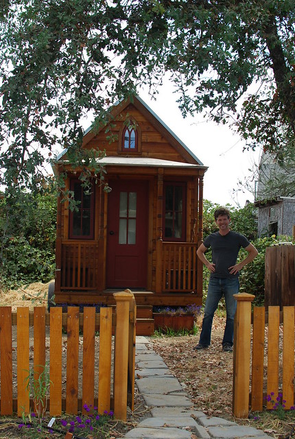 tumbleweed tiny house sebastopol california flickr photo sharing