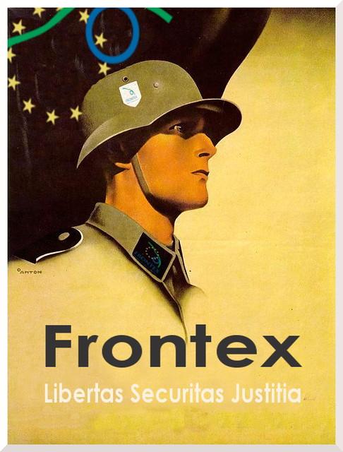 Frontex - Libertas Securitas Justitia