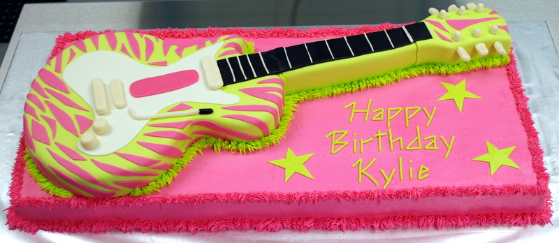 Guitar Cake A Photo On Flickriver