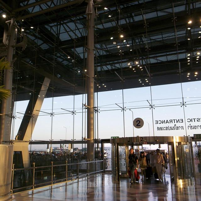 Suvarnbhumi Airport, Thailand