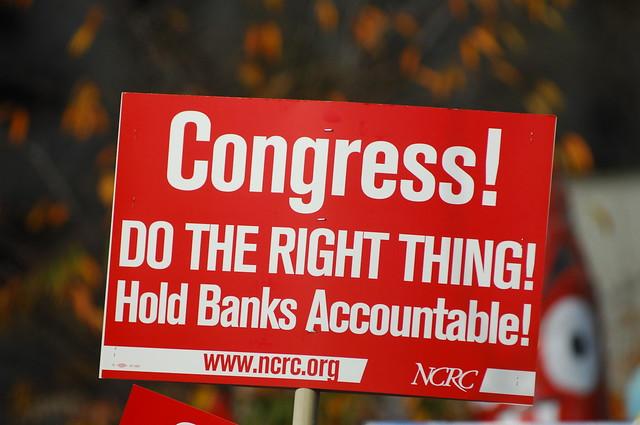 DC Goldman Sachs Protest 06