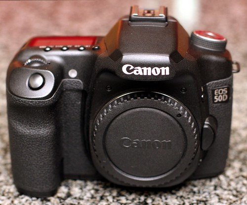 front view   canon eos 50d for sale