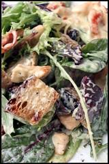 Salade Casear ou César au poulet