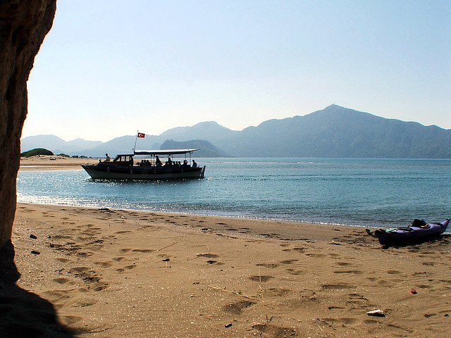 Iztuzu Beach - Dalyan, Turkey  Flickr - Photo Sharing!