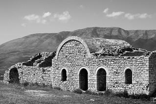 The White Mosque, Berat