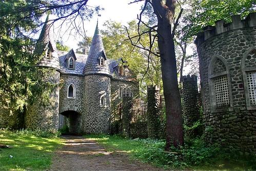 newyork castle abandoned spires vacant catskills sullivancounty beaverkill