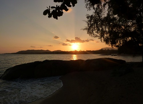 Sunset, Koh Samui