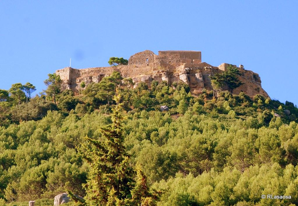 Castillo de Deio, Villamayor de Monjardín, Navarra, Camino de Santiago