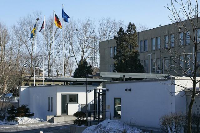 German Embassy, Pyongyang