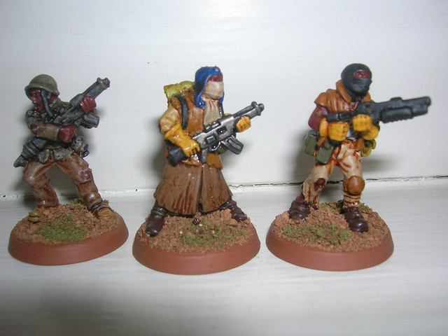 More Scavenger Scouts