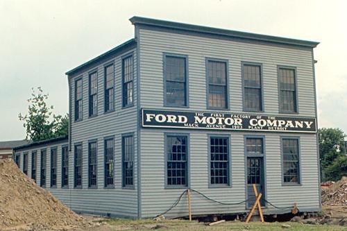 Greenfield Village - Original Ford Motor Company