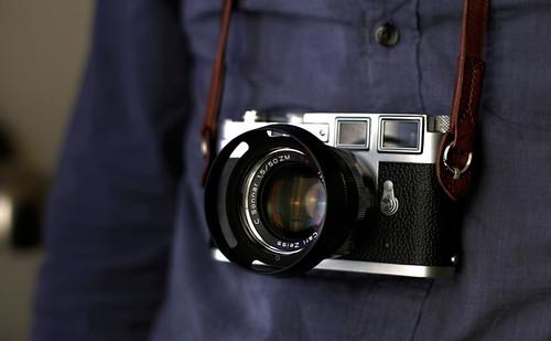 Leica M3 — Zeiss 50mm 1.5 C Sonnar ZM