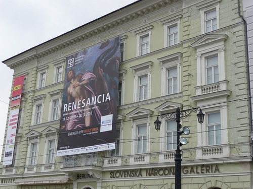 Slovak National Gallery Bratislava