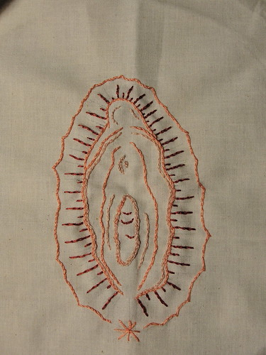 The Vulva Mary