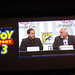 Toy Story 3 panel - director Lee Unkrich and John Ratzenberger