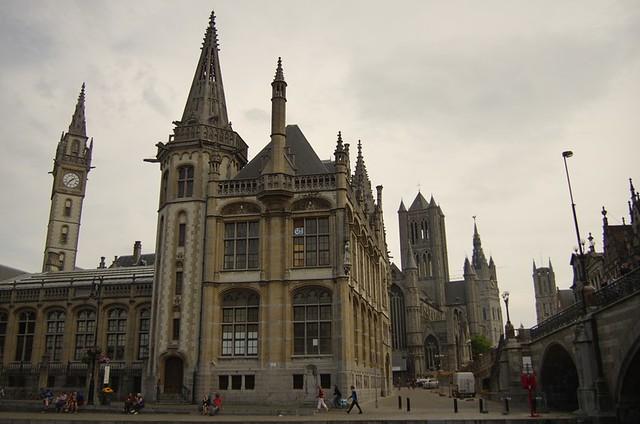 Gent St-Niklaaskerk